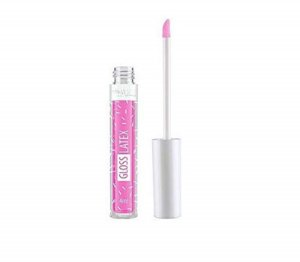 Batom Gloss Latex Max Love Sabor Tutti-Fuitti 4ml REF:15