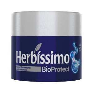 Desodorante Herbissimo Creme 55grs Cedro