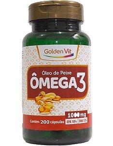 Omega 3 200cps 1000mg Golden Vit