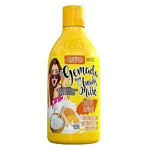 Shampoo Gota Dourada Gemada com Amido de Milho 400ml