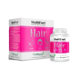 Hair Multifort 60cps Multinature