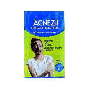 Acnezil Máscara Preta Facial Cravos Sachê de 8gr - Cimed