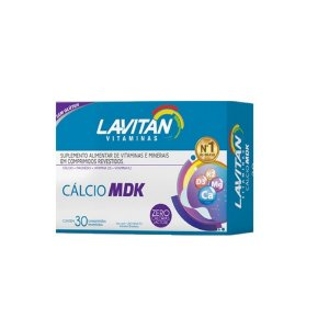 Lavitan Cálcio MDK 30cpr - Cimed