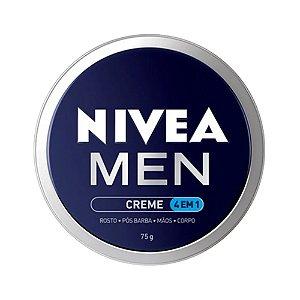 NIVEA CREME PELE MEN 4 EM 1 75GRS