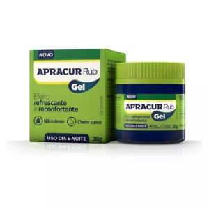 APRACUR RUB GEL 30g
