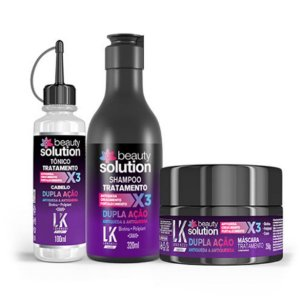 Kit Lokenzzi Beauty Solution