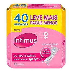 Abs Protetor Diario Intimus Days Flexivel L40 P30