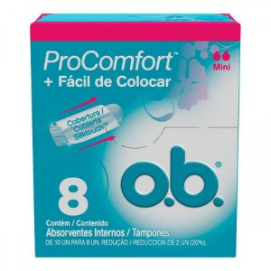Abs Interno OB Pro Comfort Mini c/8