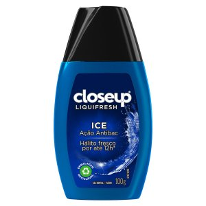 Creme Dental Close-Up LiquiFresh 100gr Ice
