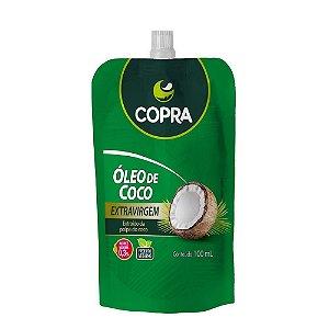 Oleo de Coco Copra  Extra Virgem Sache 100ml