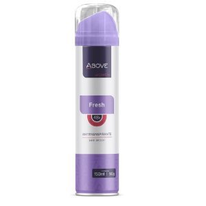 Desodorante Above Aerosol Women Fresh150ml/90g