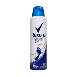 Desodorante Rexona Aerosol Efficient Pés Original 153ml