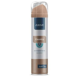 Desodorante Above Aerosol Men Country 150ml/90g
