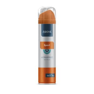 Desodorante Above Aerosol Men Sport 150ml
