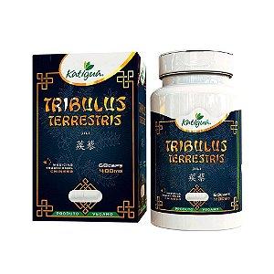 Tribulus Terrestris Vegano 400mg 60cps Katiguá