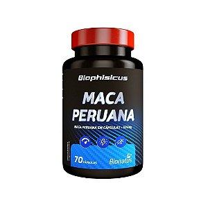 MACA PERUANA 500mg 70cps BIONATUS