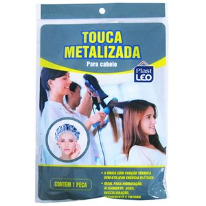 TOUCA TERMICA METALIZADA C/ MANTA PLAST LEO