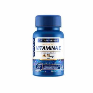 Vitamina E 400mg c/ 30cps Catarinense