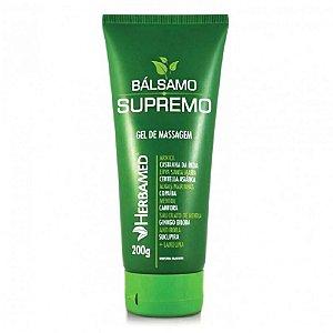 Gel de Massagem Balsamo Supremo 200g Herbamed