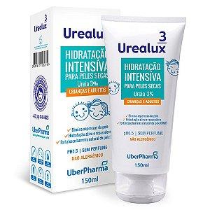 Urealux 3% Creme Hidratante De Ureia 150ml - Uberpharma