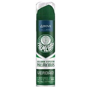 Desodorante Above Aerosol Men Palmeiras 150ml/90g