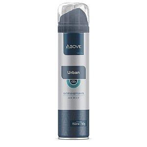 Desodorante Above Aerosol Men Urban 150ml/90g