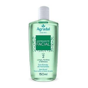 Adstringente Facial Agradal 150ml FASE 2