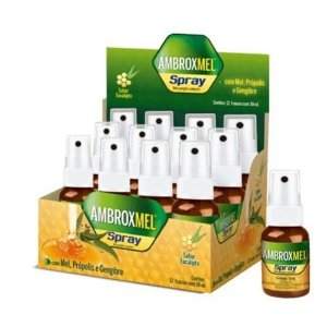 AMBROXMEL SPRAY MEL/PROPOLIS/GENGIBRE 30ML CIMED