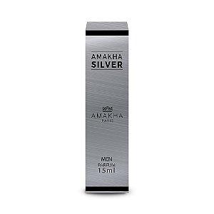 Perfume Amakha Paris 15ml Men Silver