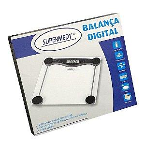 Balança Supermedy Digital Capacidade 180kg