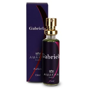 Perfume Amakha Paris 15ml Woman Gabriela