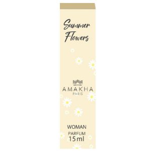 Perfume Amakha Paris 15ml Woman Summer Flowers