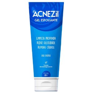 Acnezil Gel Esfoliante 80g Cimed