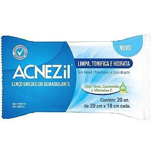 Acnezil Lenco Demaquilante 20UN