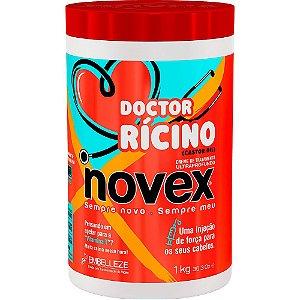 Novex Creme De Tratamento 1kg Doctor Ricino