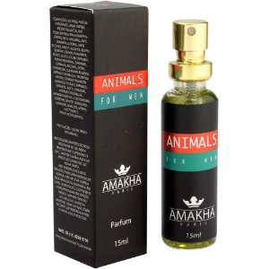 Perfume Amakha Paris 15ml Men Animals
