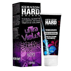 Tonalizante Keraton Hard Colors Violet 100g