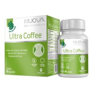 NUOVA ULTRA COFFEE 60CAPS CATARINENSE