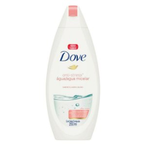 Sabonete Dove Liquido Anti Stress  Agua Micelar 250ml