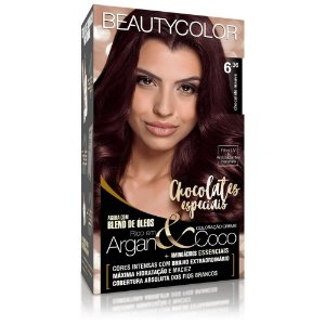 Tintura Beauty Color 6.36 Chocolate Mauve