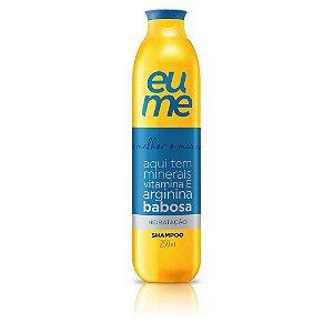 Shampoo Eu Me Arginina Babosa Hidratação 200ml