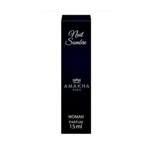Perfume Amakha Paris 15ml Woman Nuit Sombre