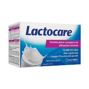 Lactase - LACTOCARE 30cpr Kley Hertz