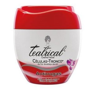 Creme Facial Teatrical Antissinais 100g Genoma