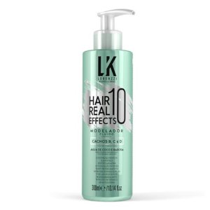 Modelador Cachos Fluido Lokenzzi Hair Real E10 Effects300ml