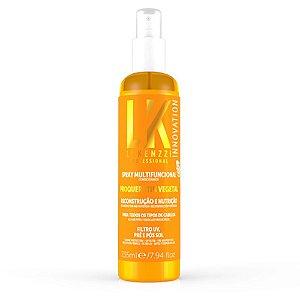 Spray Lokenzzi Multifuncional Proqueratin Vegetal 235ml