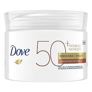 Mascara de Tratamento Dove 1 Minuto Fator Nutrição 50+ 300g
