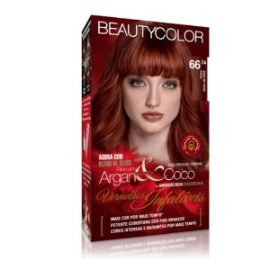 Tintura Beauty Color 66.74 Ruivo Doce De Leite