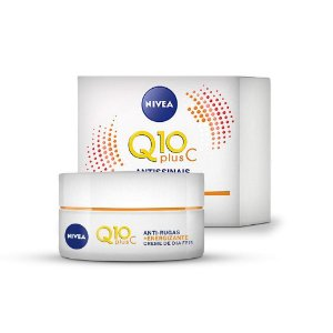 Creme Nivea Facial  Dia  FPS15 Antissinais Q10 Plus C 50g