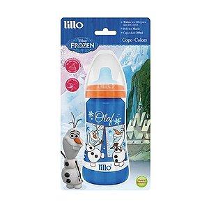 Copo Lillo Colors Disney Frozen Olaf Azul 303221